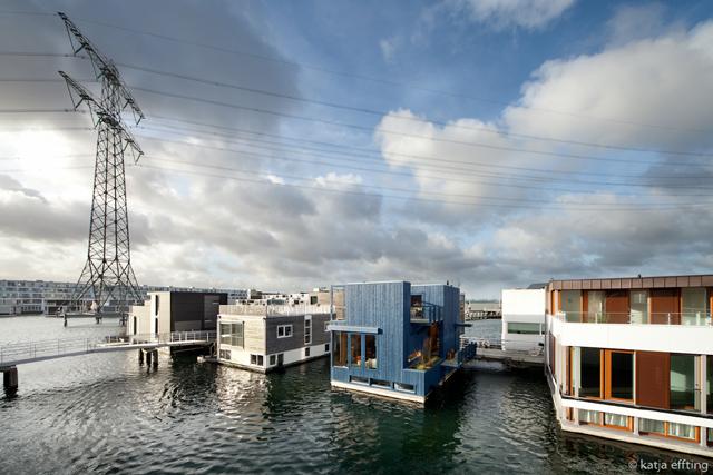Wonen In Ijburg : Waterwoning amsterdam ijburg hollands huis